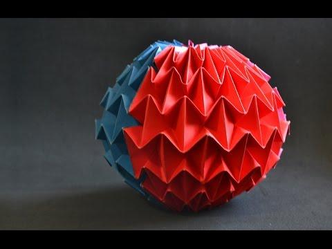 Origami: Magic Ball