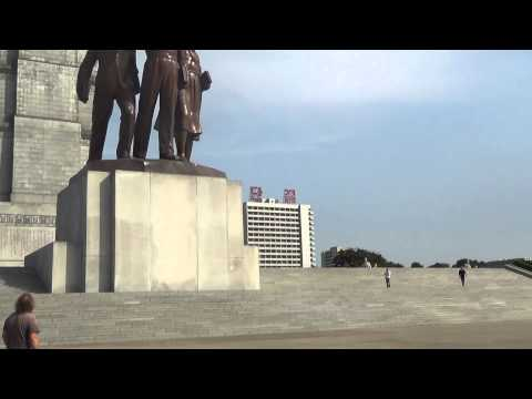 View From Juche Tower, North Korea 7  北朝鮮 最新映像  북한 최근영상
