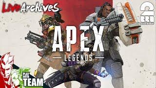 #1【FPS】おついち,弟者の「Apex Legends」【Live】