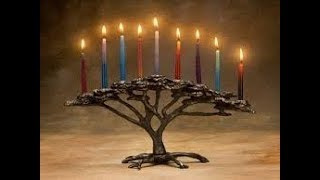 MY CLOCK: The Symbolism of the 7 & 9 Candle Menorahs