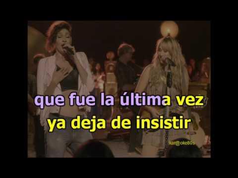 Ha Ash / Quédate Lejos karaoke