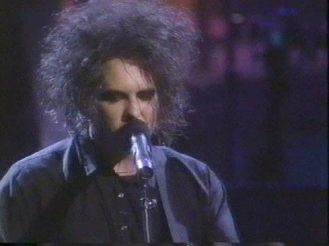 The Cure First US TV Performance