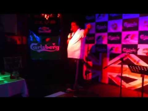 Karaoke in the Drunken Chef