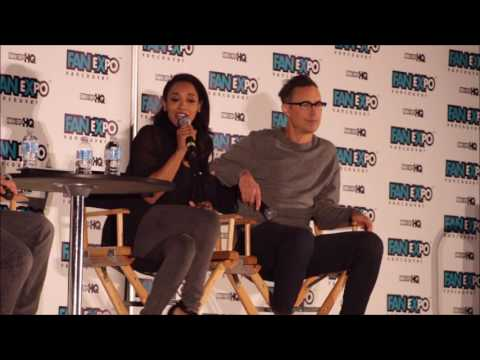 Candice And Tom QA At Fan Expo Vancouver 2016 Part 2