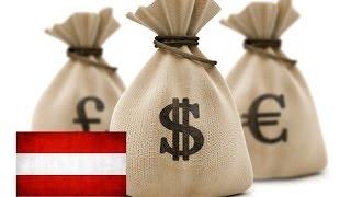 Австрия #17: Средняя зарплата в Австрии (average salary in Austria)