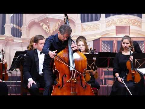 B-A-C-H и А. Шинкевич - День Рождения Контрабаса - Дж. Боттезини - Grande Allegro Alla Mendelssohn