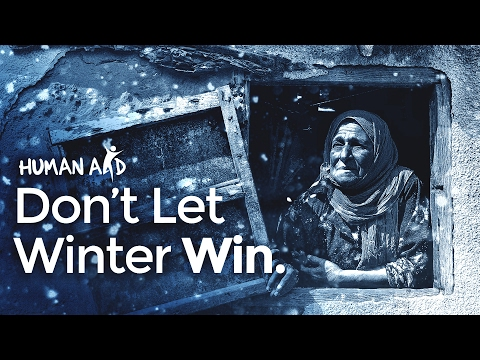 Human Aid UK | Winter Pack Distribution to Syrian Refugees in Lebanon