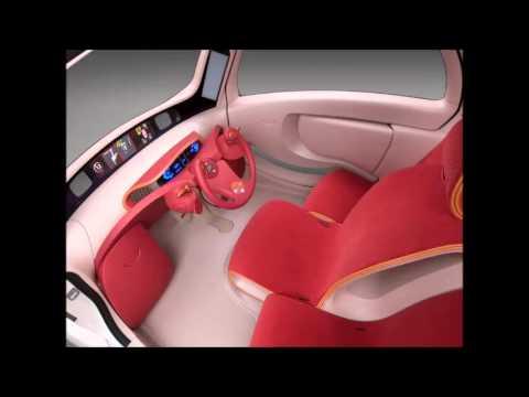 2005 Nissan Pivo Concept Youtube
