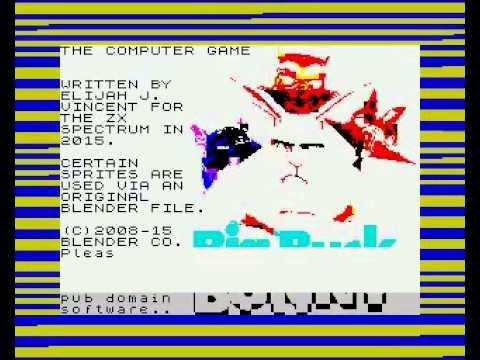 Big Buck Bunny- The Game
