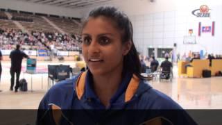 Round 2 Post-Game Interview - Chantella Perera, Bendigo Lady Braves
