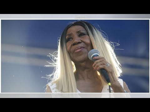 Promoter recalls Aretha Franklin's final Detroit concert