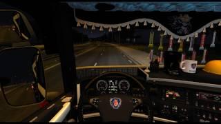 ETS2 Scania R730 C Lübbers