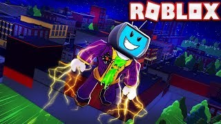 Becoming A Super Villain In Roblox Mad City