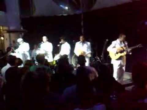Quinteto em Branco e Preto - Xequeré