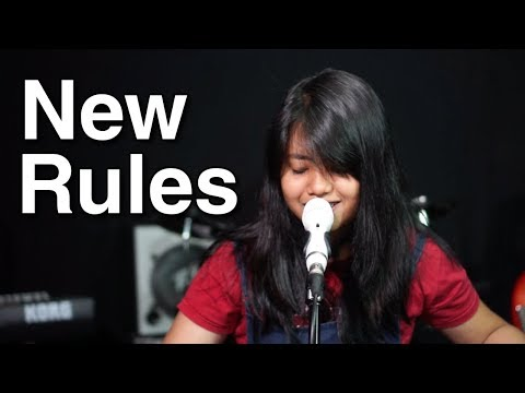 New Rules - Dua Lipa (Live Cover) by Hanin Dhiya | Rehearsal