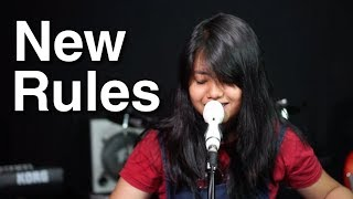 Hanin Dhiya - New Rules