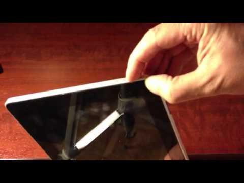 Вопрос: Как включить iPad?