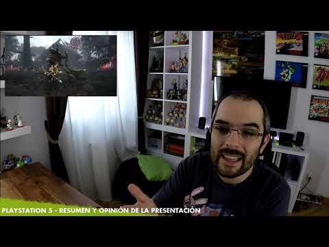 PLAYSTATION 5 - RESUMEN Y OPINIÓN SOBRE LA PRESENTACIÓN