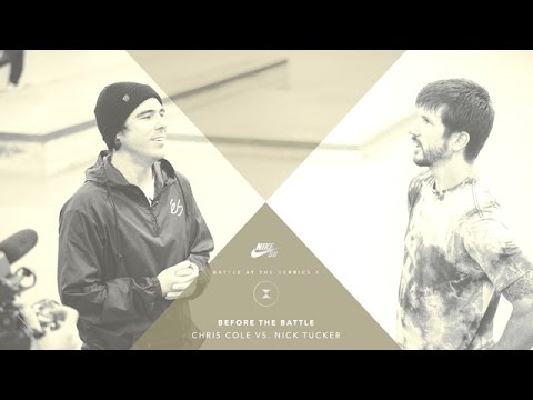 BATB X | Before The Battle: Chris Cole vs. Nick Tucker