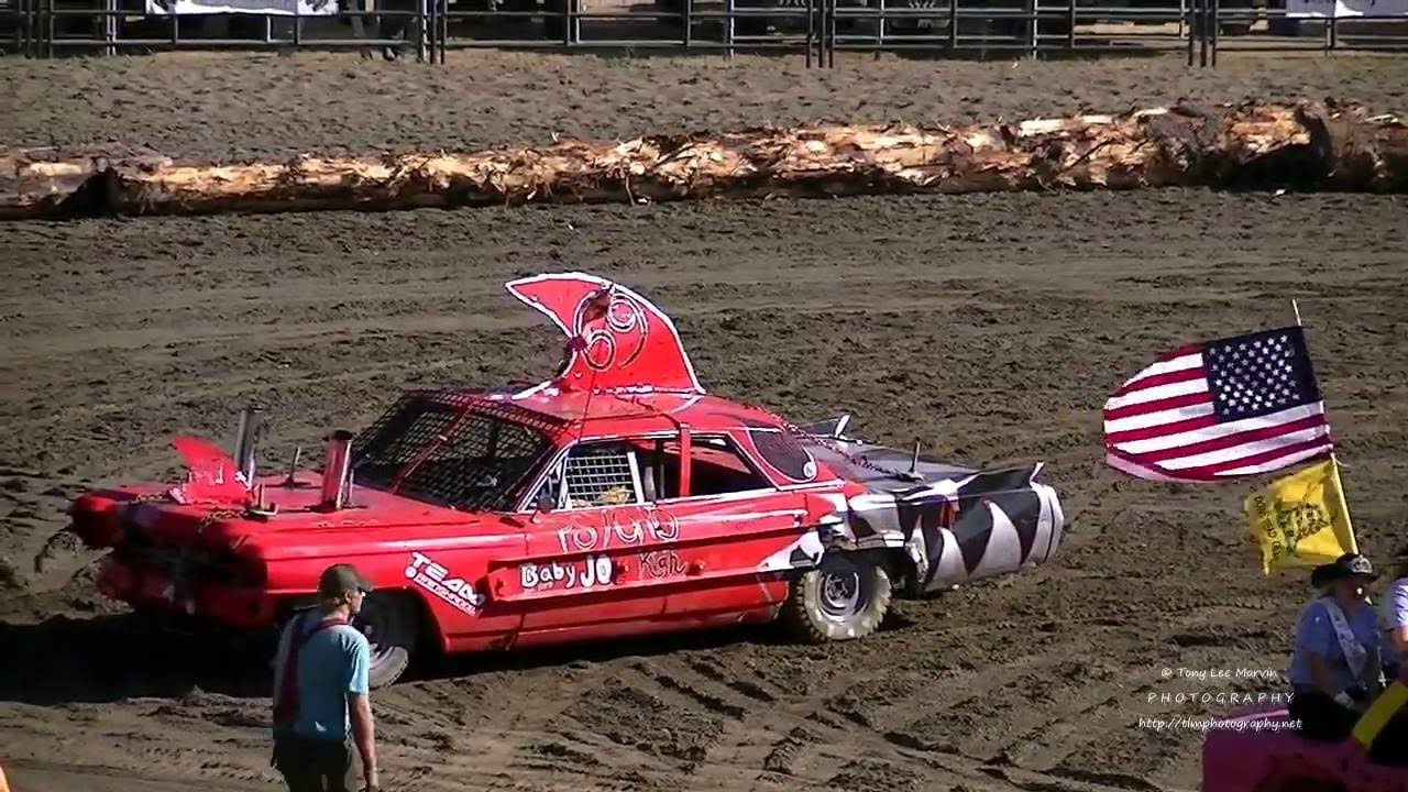 PORT ANGELES DEMOLITION DERBY P National Anthem Car Show - Port angeles car show