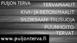 Puijon Terva - Terva ja Tervamaalit - 0407365975