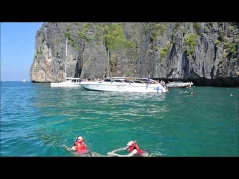 Family Trip to Krabi Islands !