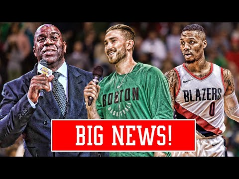 GORDON HAYWARD is NOT coming back! LAKERS are Scheming! DAMIAN LILLARD Beef? | NBA News