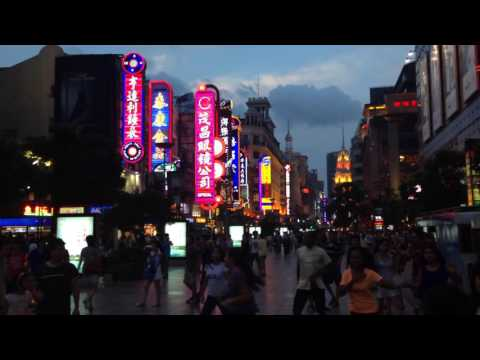 Shanghai People's Square Flash Mob 2014