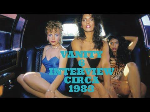 VANITY 6 INTERVIEW CIRCA 1983