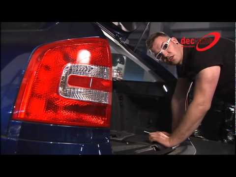 LITEC LED Rückleuchten Skoda Octavia 1Z 04+ - YouTube