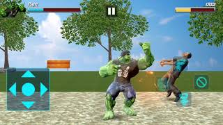 Incredible Monster Big Man Fighting Hero - STREET REVENGE - Final mission - Android Gameplay