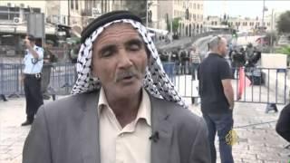 طعن 4 فلسطينيين بعملية نفذها يهودي بديمونة