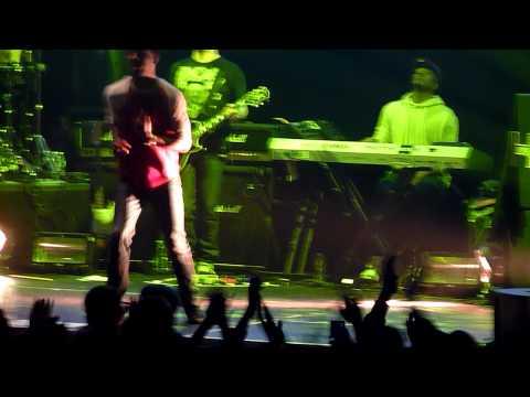 Kid Cudi - Up Up and Away @ Roseland Ballroom, NY 4/22/11
