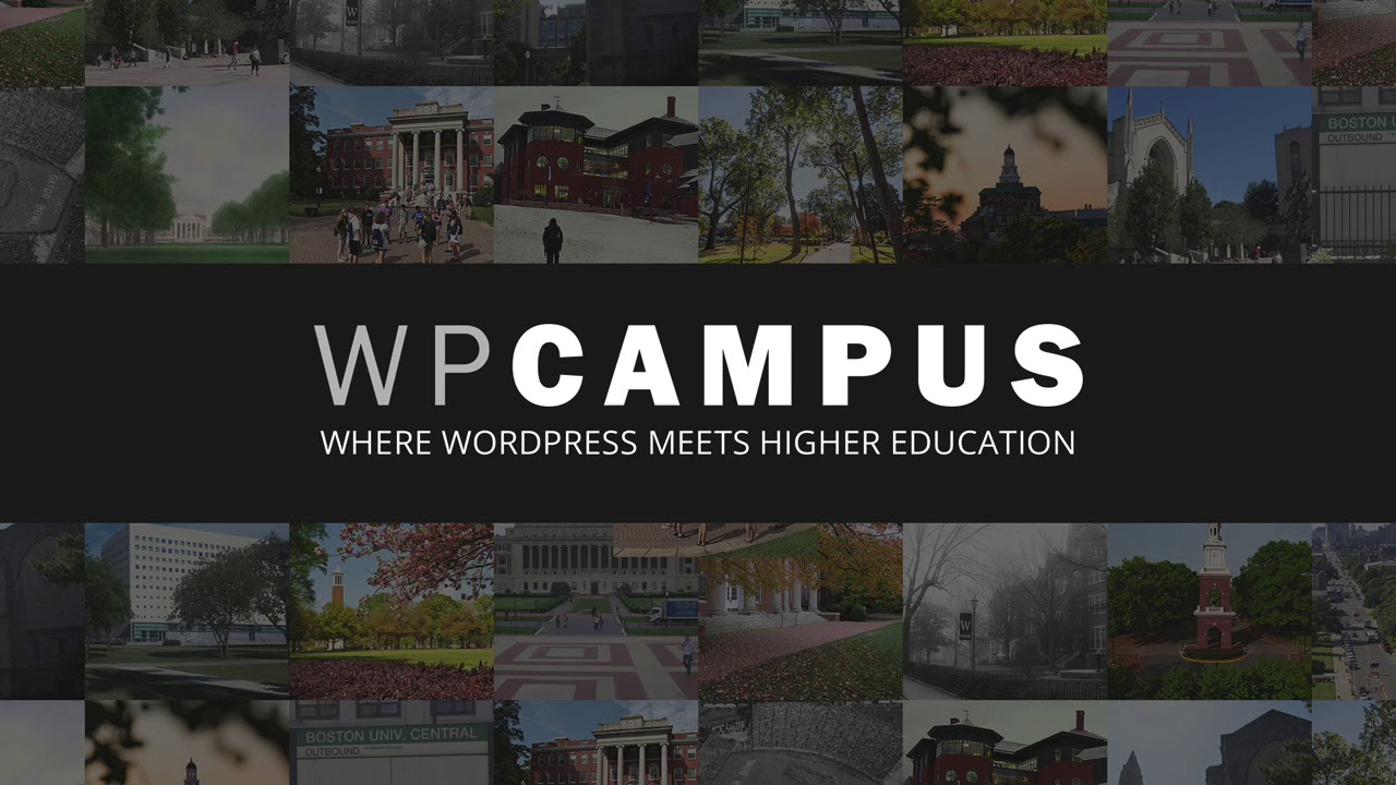Multisite Use Cases, with CampusPress - Podcast - WPCampus