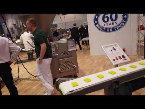International Baking Industry Exposition (IBIE) 2019 baking industry: Reiser