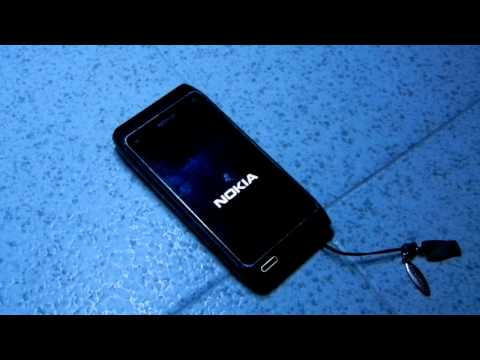 Nokia N8 Acting Up (won't Turn On, Or Respond To Hard Reset Finger Combination)