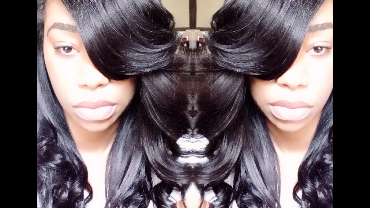 Pronto Quick Weave  ChimereNicole  YouTube - Cute Hairstyles With Weave