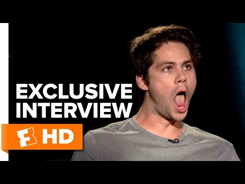 Dylan O'Brien Proves He's Better At Everything Than You - Death Cure (2018) Interview | All Access