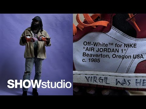 Best in Show: Tremaine Emory on Virgil Abloh's OFF-White collaboration with Nike