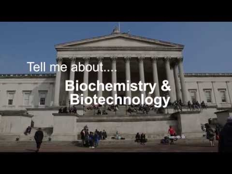 Tell me about Biotechnology and Biochemistry