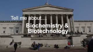 Tell me about Biotechnology and Biochemistry thumbnail