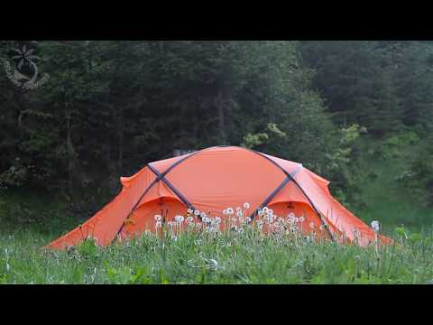 🎧 Rain On A Tent Sound - Raining Sounds To Cancel Background Noises While Sleep Relaxing Or Studying