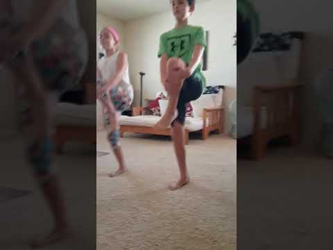 Castle on The Hill by Ed Sheeran - Choreographed by my kids
