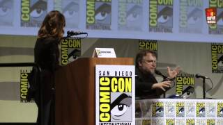Crimson Peak | Comic-Con panel (2016) Guillermo DelToro