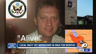 Imperial Beach Navy vet imprisoned in Iran for months