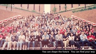PolyU 80th Anniversary Theme Song《Shape the Future》by C AllStar