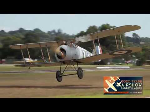 March Air Show 2020.Tyabb Airshow Sunday 8 March 2020