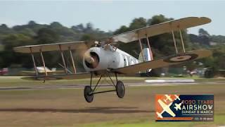 Tyabb Airshow Sunday 8 March 2020