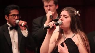 Under the Table (Banks) - Veritones A Cappella Cover