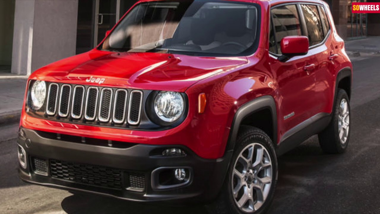 Jeep Renegade Launch Date In India >> Jeep Renegade India Interiors | www.indiepedia.org